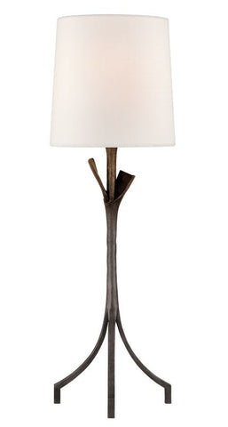 Fliana Table Lamp with Linen Shade