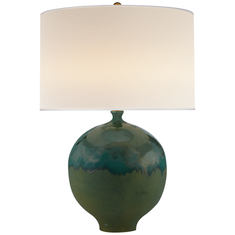 Gaios Table Lamp with Linen Shade