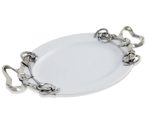 Horse Shoe and Bit Tray