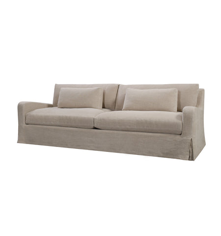 Track Arm Slipcovered Sofa