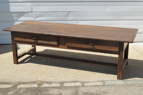 Old French 19th C Coffee Table
