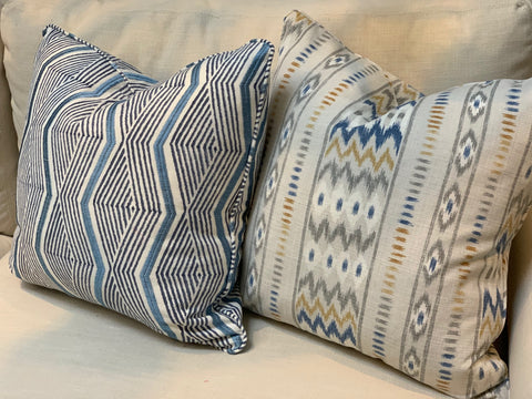 New Throw Pillows for Fall