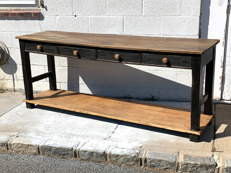 Painted Server or Console Table - Hamptons Furniture, Gifts, Modern & Traditional