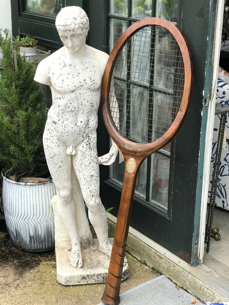 Giant Tennis Racket - Hamptons Furniture, Gifts, Modern & Traditional