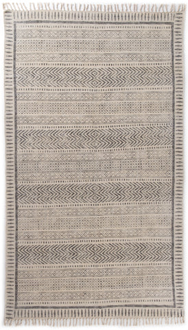 Faded Pattern Flatweave Rug - Hamptons Furniture, Gifts, Modern & Traditional