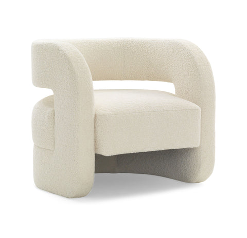 Modern Sherpa Armchair - Hamptons Furniture, Gifts, Modern & Traditional