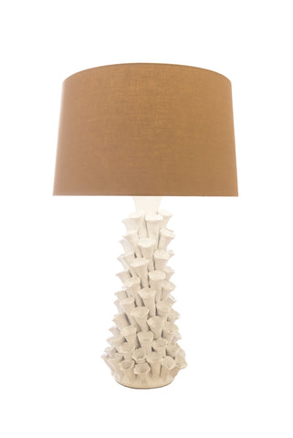 Handmade Ceramic Coral Like Lamps