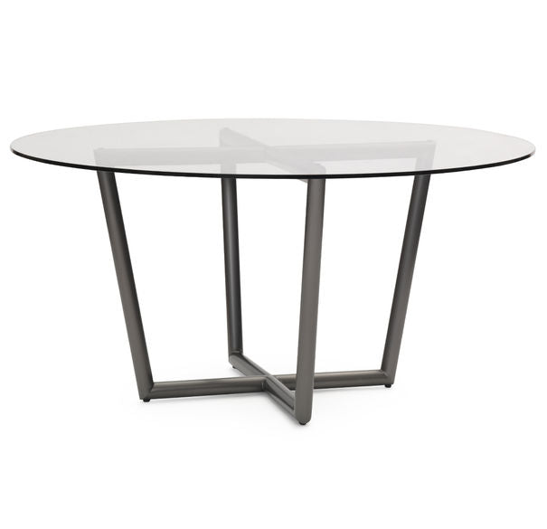 Modern Round Dining Table - Hamptons Furniture, Gifts, Modern & Traditional
