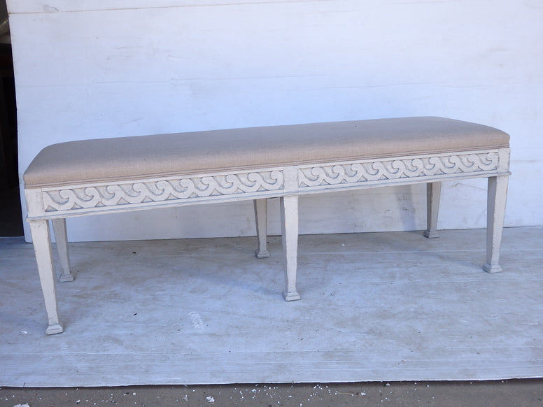 Swedish Bench - Hamptons Furniture, Gifts, Modern & Traditional