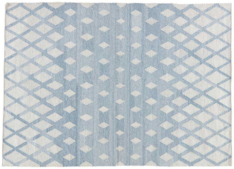 Diamond Patterned Rug - Hamptons Furniture, Gifts, Modern & Traditional