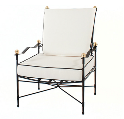 Adjustable Chain Back Lounge Chair