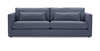 "Deep Modern Sofa in 90"" and 100"""