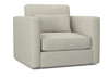 Modern Low Lounge Arm Chair