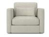Modern Low Lounge Arm Chair mgbw