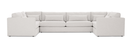 Large Modern Low Sectional in Multiple Variations