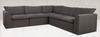 Casual Comfortable Sectional Sofa