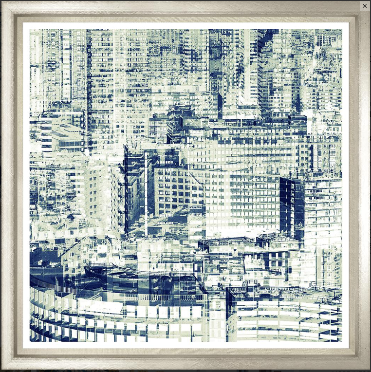 City Abstract Prints