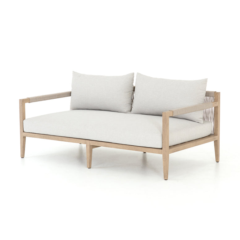 Indoor - Outdoor Sofa - Hamptons Furniture, Gifts, Modern & Traditional