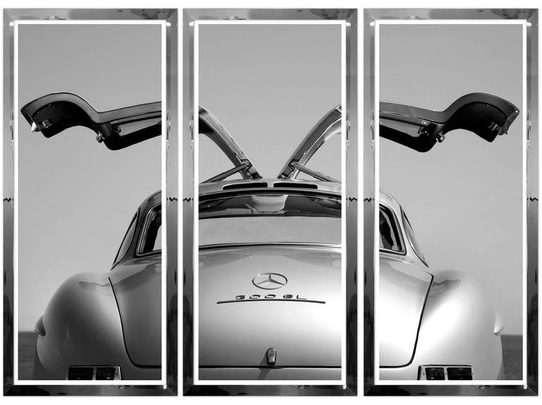 Mercedes Triptych - Hamptons Furniture, Gifts, Modern & Traditional