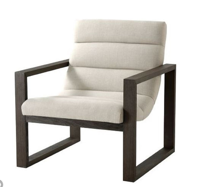 Channeled Armchair - Hamptons Furniture, Gifts, Modern & Traditional