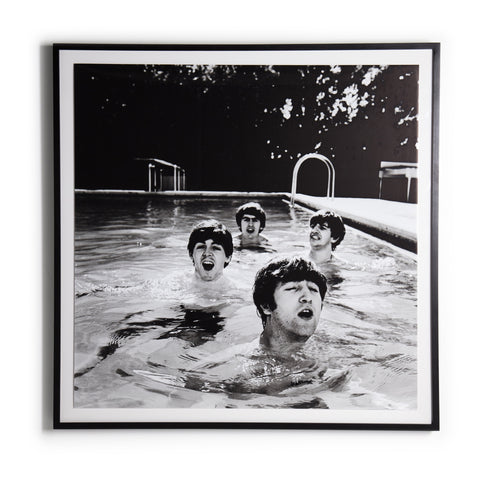 The Beatles In Miami C 1964 English Country Home