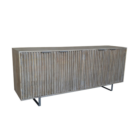 Reeded Sideboard