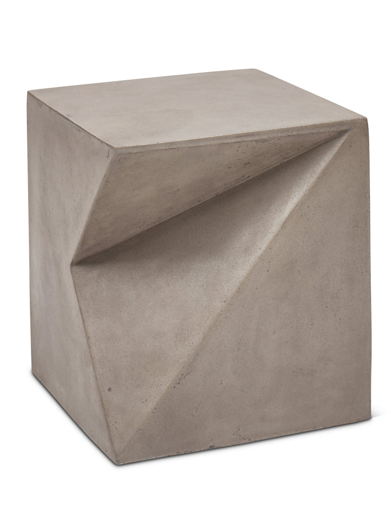 Concrete Mix Stool or side table