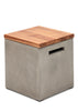 concrete hamptons stool