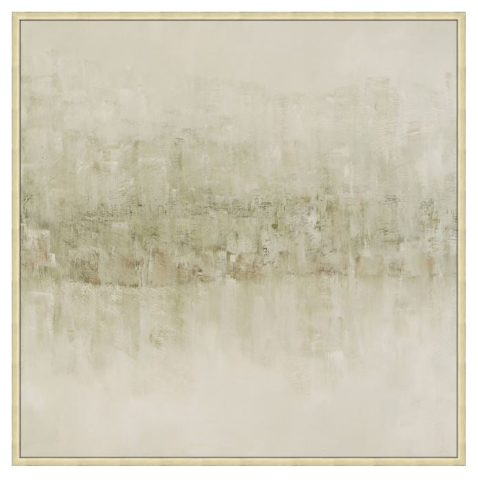 Abstract Beige Painting