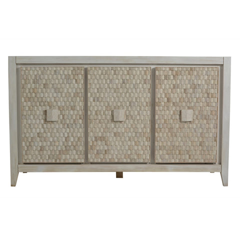WHITEWASHED SIDEBOARD