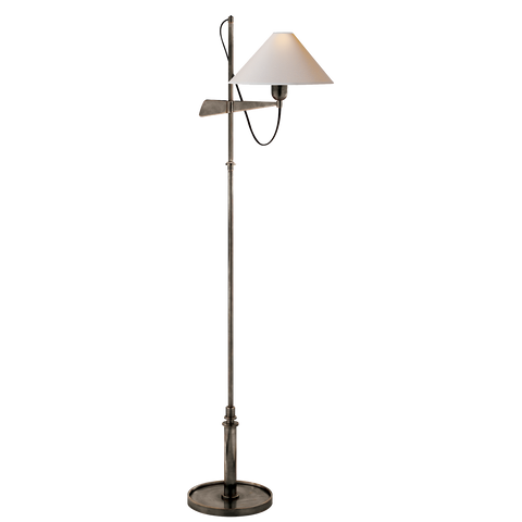 Bridge Arm Floor Lamp - Hamptons Furniture, Gifts, Modern & Traditional