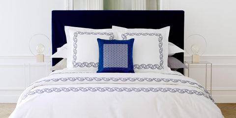 Alliance Embroidered Linens - Hamptons Furniture, Gifts, Modern & Traditional