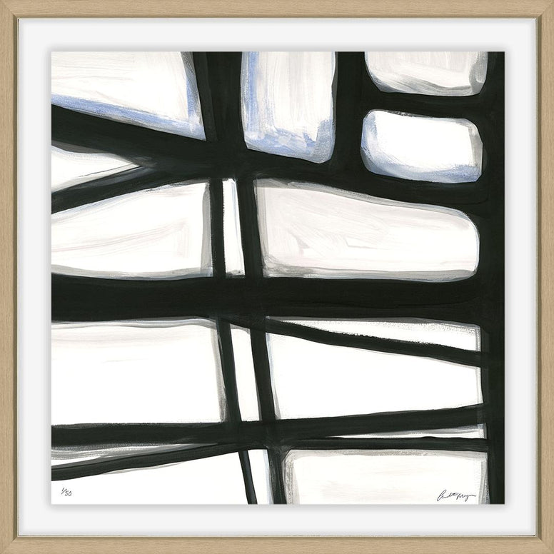 Black and White Abstract Art - Hamptons Furniture, Gifts, Modern & Traditional