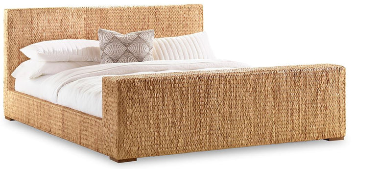 Woven Bed - Hamptons Furniture, Gifts, Modern & Traditional