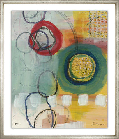 Contemporary Abstract Paintings as Glicee Prints
