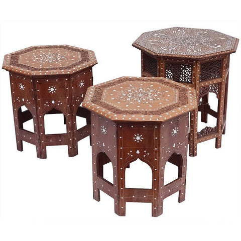 1930s Kashmiri Tables