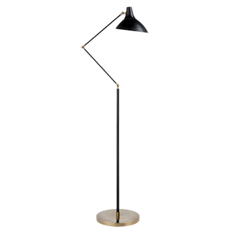 Adjustable floor lamp english country home adjustable floor lamp mozeypictures Choice Image