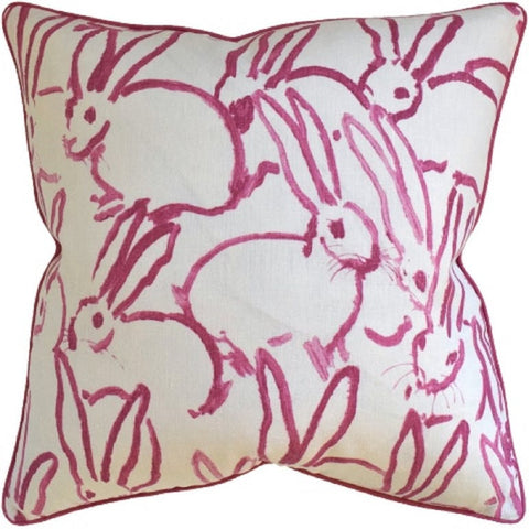 Hunt Slonem Throw Pillows - Hamptons Furniture, Gifts, Modern & Traditional