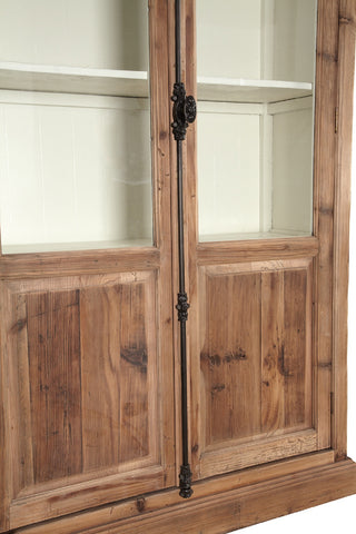 Tall Reclaimed Fir Cabinet - Hamptons Furniture, Gifts, Modern & Traditional