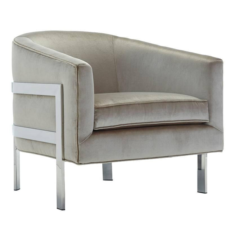 Curved Modern Chair - Hamptons Furniture, Gifts, Modern & Traditional