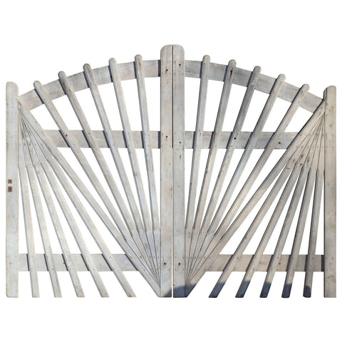 Large French Country Estate Gates