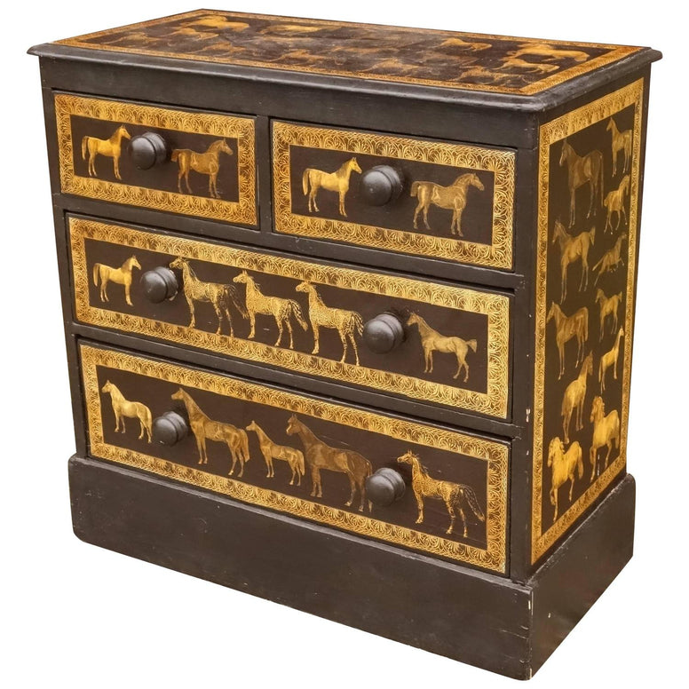 English Pine Chest of Drawers - Hamptons Furniture, Gifts, Modern & Traditional