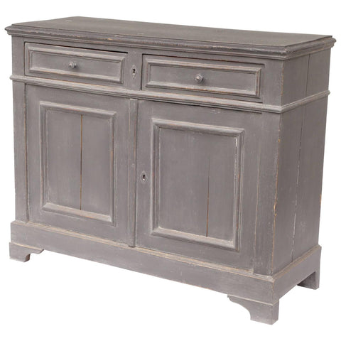 Painted French Buffet in Pine
