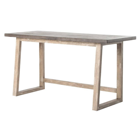 Modern Desk with Concrete Top - Hamptons Furniture, Gifts, Modern & Traditional