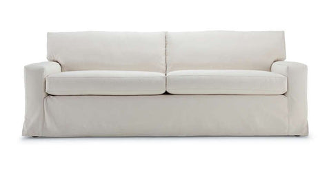 Modern Slipcovered Sofa Collection - Hamptons Furniture, Gifts, Modern & Traditional