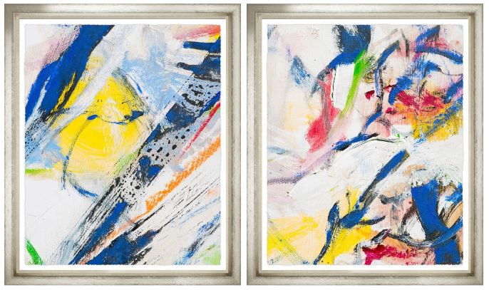 Abstract Art Works, Limited edition