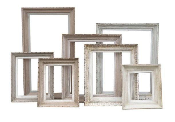 Assorted French Frames – English Country Home