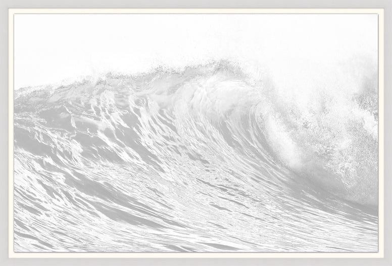 Breaking Waves Print - Hamptons Furniture, Gifts, Modern & Traditional