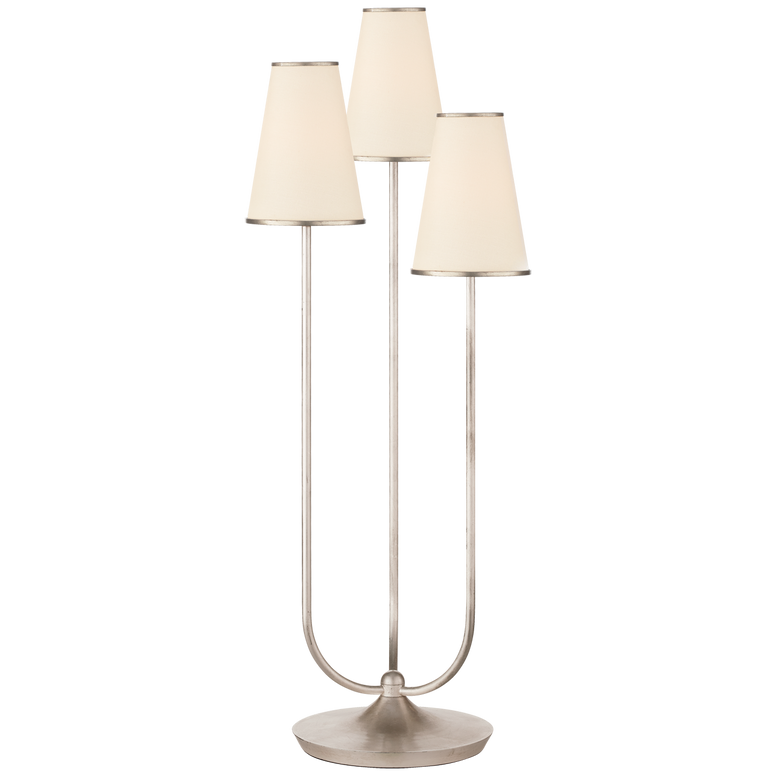 Triple Table Lamp - Hamptons Furniture, Gifts, Modern & Traditional