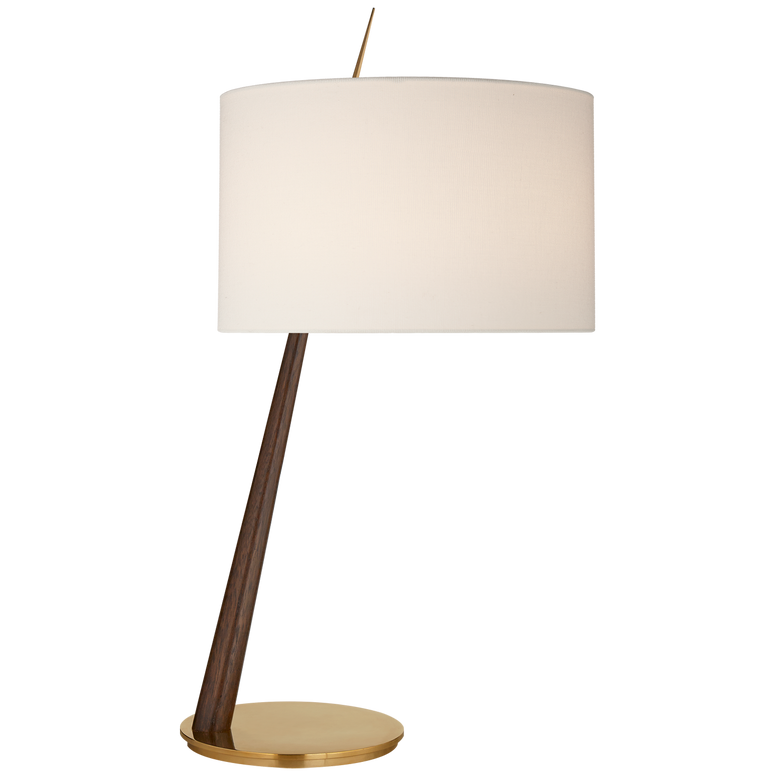 Angled Table Lamp - Hamptons Furniture, Gifts, Modern & Traditional